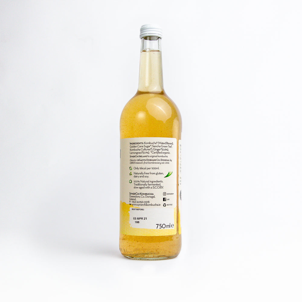 Irish made kombucha drink