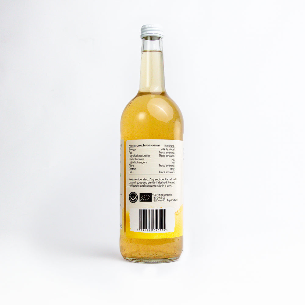 Load image into Gallery viewer, Synerchi Kombucha: Ginger & Lemongrass 750ml