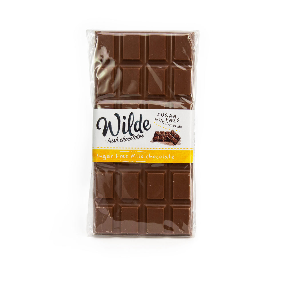 Wilde Irish Chocolate: Sugar Free Milk Chocolate