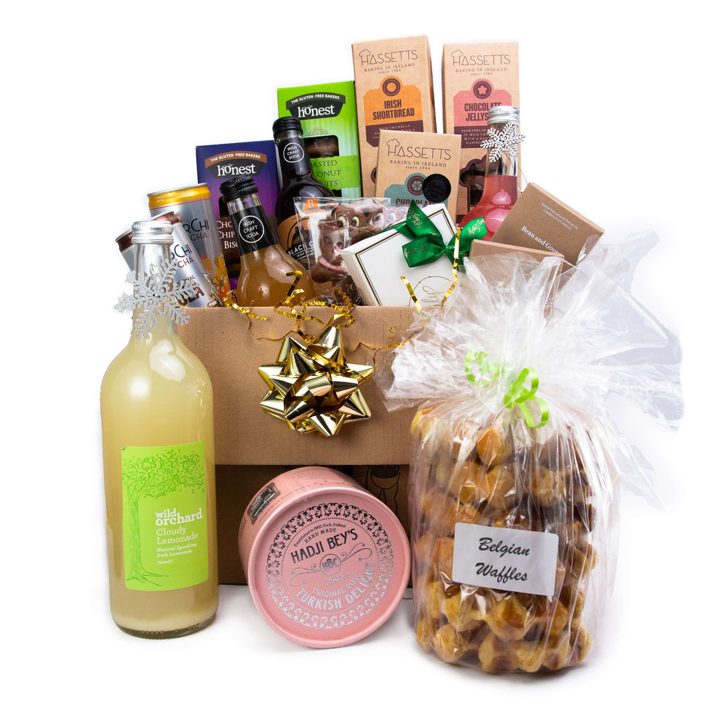 Craft Food Traders Christmas Gift Box €75