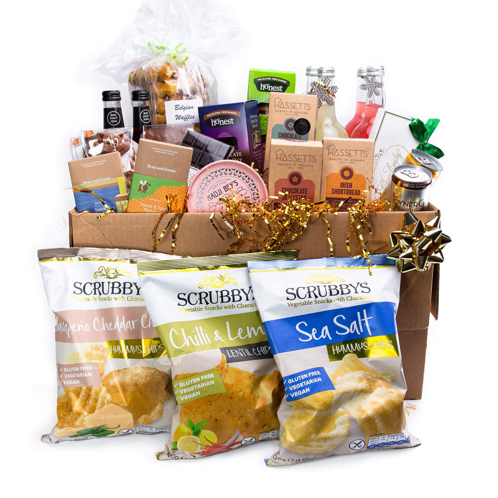 Craft Food Traders Christmas Gift Box €100