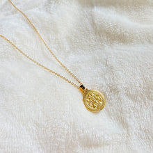 Load image into Gallery viewer, Ciara Coin Necklace