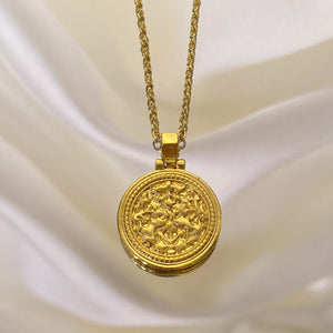 Ciara Coin Necklace