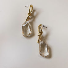 Load image into Gallery viewer, Crystal Love Earrings