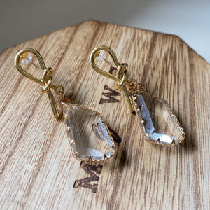 Crystal Love Earrings