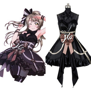 Love Live Lovelive Initial D School Idol Stage Kotori Minami Robe Cosplay Costume