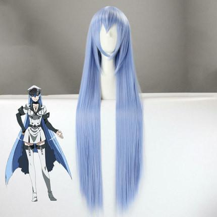 Akame ga KILL! Esdeath General d'Empire  Cosplay Perruque