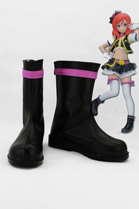LoveLive! Maki Nishikino Botte Cosplay Chaussures