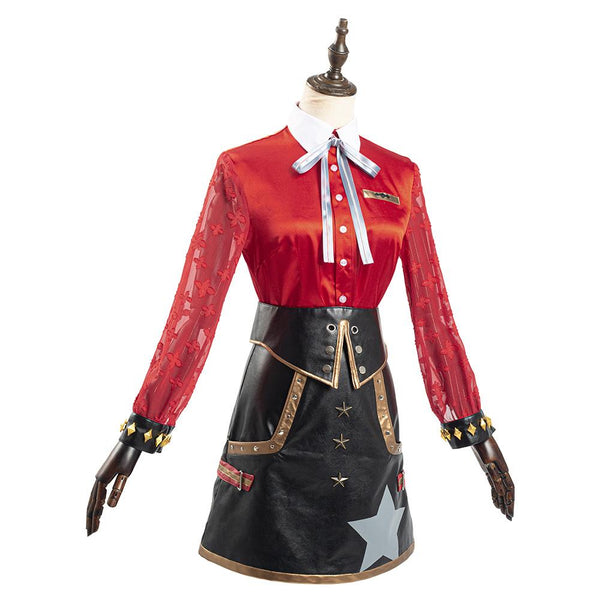 FGO Fate Grand Order Ereshkigal Halloween Carnaval Cosplay Costume