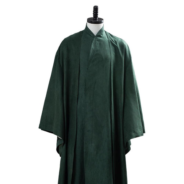 Harry Potter Voldemort Robe Verte Cosplay Costume