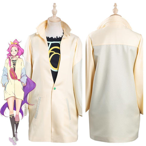 League of Legends LOL KDA Groups Seraphine Cosplay Costume