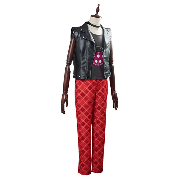 Animal Crossing Flick Adulte Halloween Carnaval Tenue Cosplay Costume