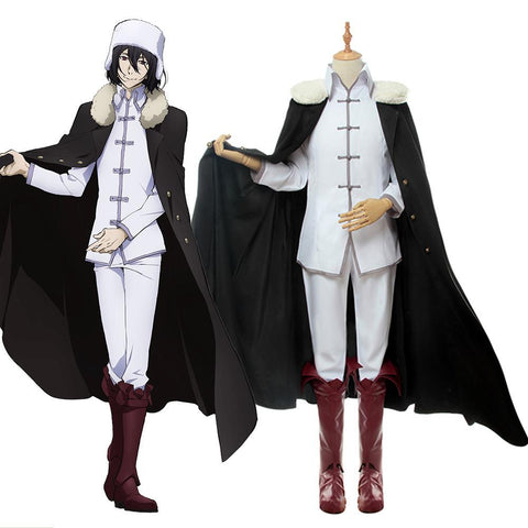 Bungo Stray Dogs 3  Fyodor Dostoyevsky Cosplay Costume