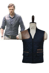 The Walking Dead  Phillip Blake Gilet Cosplay Costume