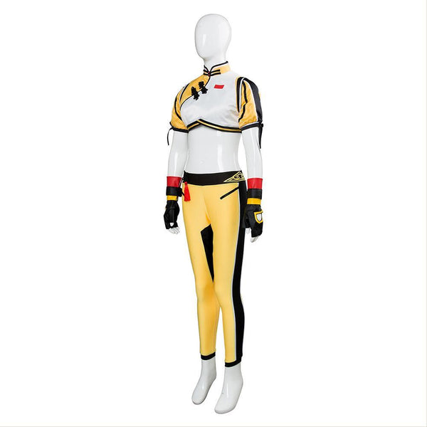 Dead or Alive 6 DOA Leifeng Cosplay Costume