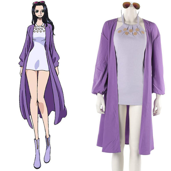 One Piece Stampede 2019 One Piece Film Nico Robin Cosplay Costume
