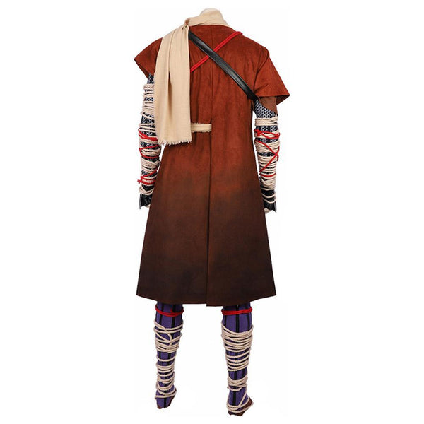 Sekiro Shadows Die Twice Sekiro Cosplay Costume