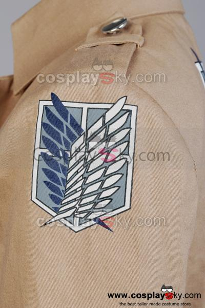 Attack on Titan Shingeki no Kyojin Veste du Bataillon d'Exploration