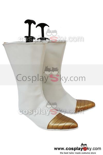Dragon Ball Vegeta Botte Cosplay Chaussures