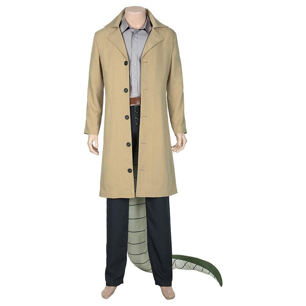 Boku no Hero Academia Heroes:Rising Villain Chimera Cosplay Costume