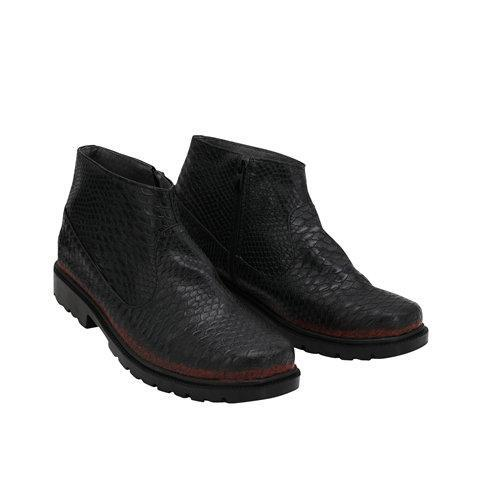 TV Good Omens Démon Rampa Crowley David Tennant Cosplay Chaussures