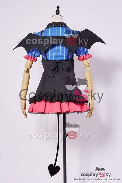 Love Live! Umi Sonoda Petite Diable Uniforme Halloween Cosplay Costume