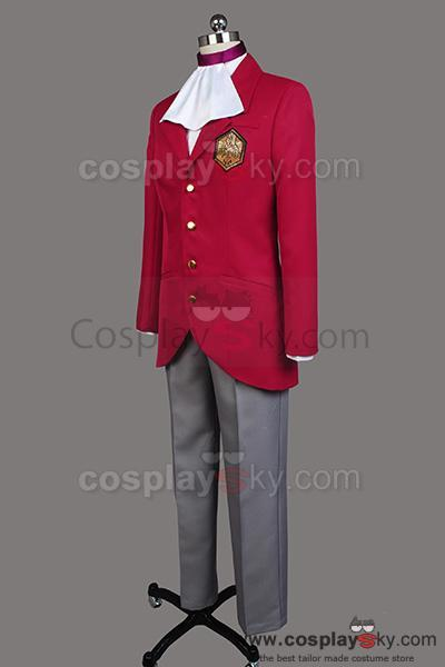 The World God Only Knows Keima Katsuragi Cosplay Costume Nouveau