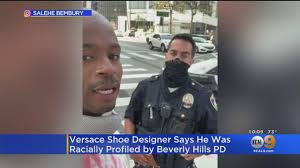 Beverly Hills Cop Detains Versace Executive