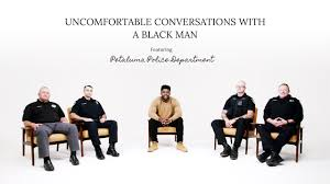 Policing the Police - Uncomfortable Conversations with a Black Man