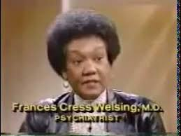 Dr. Frances Cress Welsing - Phil Donahue Show