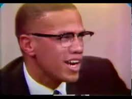 Malcolm X | City Desk (1963)