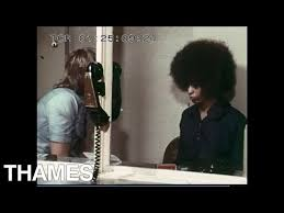 Angela Davis | Civil Rights activist | Death of George Jackson | This Week | 1971