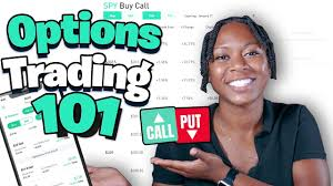 Black Girl Stocks\ Options Trading For Stock Beginners (Using Robinhood)
