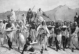 History Of The Arab Slave Trade