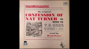 The Confession of Nat Turner | Read by Brock Peters (1968) | John Henrik Clark