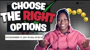 How To Pick The Right Stock Options (Webull Options Trading)