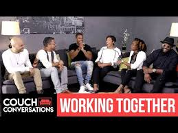 Working Together Within Marriage and Business | Couch Conversations
