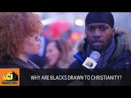 Why are Black People Drawn to Christianity given its role in Slavery?