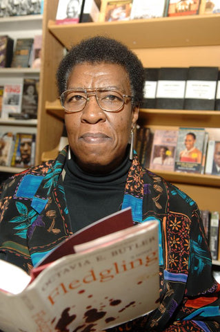 """Butler is not just a talented writer, says curator Monica Montgomery. She is """"this magnifying, visionary author and was and is a social justice warrior for our times."""" (Getty Images, Malcolm Ali, WireImage)"""