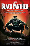 BLACK PANTHER: TALES OF WAKANDA Hardcover – February 2, 2021  by Nikki Giovanni (Author), Tananarive Due (Author), Cadwell Turnbull (Author)  Pre-Order Now!