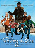 Testing the Ice: A True Story About Jackie Robinson Hardcover – October 1, 2009