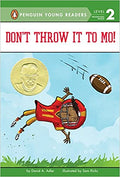 DON'T THROW IT TO MO! ( MO JACKSON #1 )