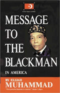 Message to the Blackman in America - Soft Cover