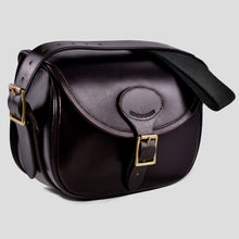 Load image into Gallery viewer, Ebury brown leather cartridge bag