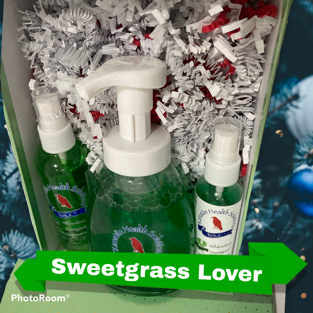 Sweetgrass Lovers Gift Box