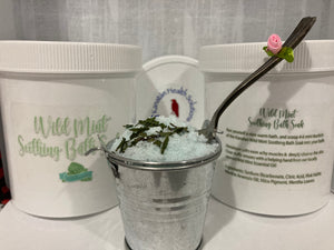 Wild Mint Soothing Bath Soak