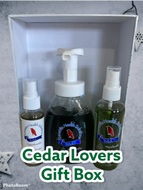Cedar Lovers Gift Box