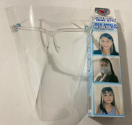 Face Shield (Glasses Style) For All Ages (Accessories)