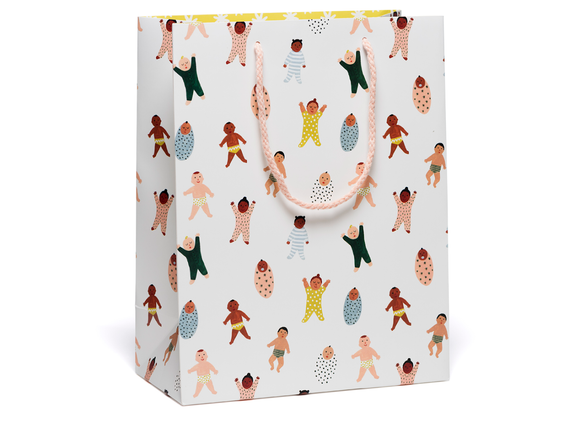 Red Cap Cards - Beautiful Baby Bag