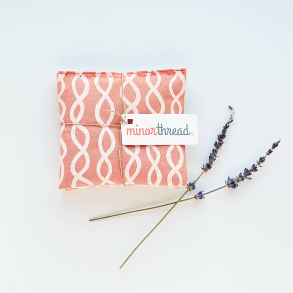 Minor Thread - Organic Lavender Sachets in DNA Mango - Set of 2